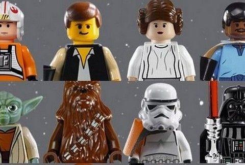 Όταν οι διάσημες προσωπικότητες την είδαν ...lego!(PHOTOS)