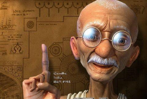 Ποια είναι «τα 7 αμαρτήματα του κόσμου» σύμφωνα με τον Γκάντι!;