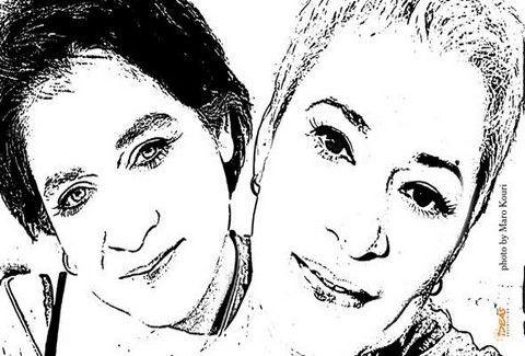 Μελίνα Κανά και Λιζέτα Καλημέρη, θα μας μαγέψουν με τις μελωδίες και τις φωνές τους στην
