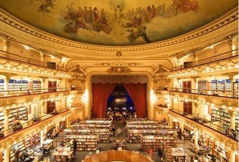 Όχι δεν είναι μουσεία ή γκαλερί....Απλά είναι τα πιο εντυπωσιακά βιβλιοπωλεία του κόσμου!(PHOTOS)