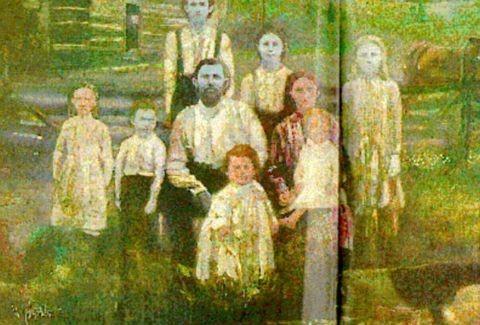 Διαβάστε την ιστορία της... μπλε οικογένειας!