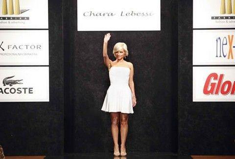 Chara Lebessi: Η σχεδιάστρια των διασήμων!