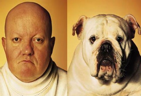 Απίθανες ομοιότητες ανθρώπων και ζώων! (PHOTOS)