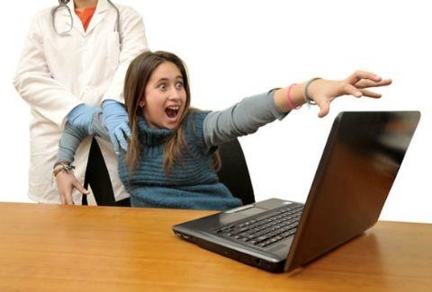 Θες να κάνεις αποτοξίνωση από το Internet;