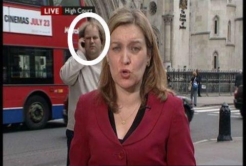 ΔΕΙΤΕ τον άνθρωπο που βρίσκεται πίσω από κάθε κάμερα...(FUNNY PHOTOS)
