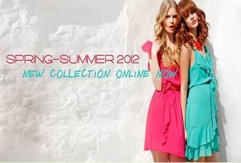 Η νέα συλλογή Lussile άνοιξη-καλοκαίρι 2012 είναι γεγονός!