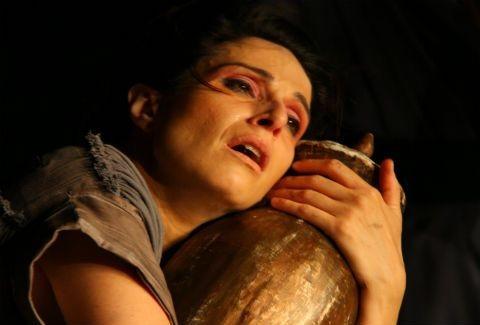 Η «Ηλέκτρα» του Σοφοκλή στο Θέατρο Σάρας Μαρκοπούλου(PHOTOS)