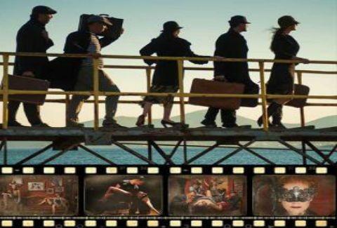 17.37΄:Πειραιάς - La Boca στο Θέατρο Badminton