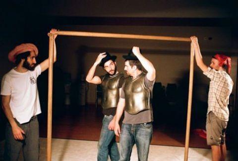 Ο «Αμφιτρύων» του Μολιέρου σε σκηνοθεσία Λ.Βογιατζή στην Επίδαυρο