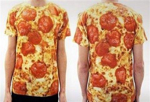 Όταν η μόδα εμπνέεται από την... πίτσα! (PHOTOS)