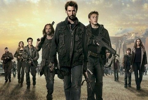 Η επιτυχημένη αμερικανική σειρά Falling Skies κάνει πρεμιέρα στο FOX