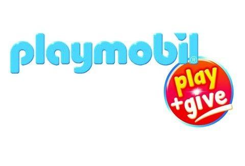 PLAYMOBIL play & give: Δύο συλλεκτικές φιγούρες, αφιερωμένες στα παιδιά του Συλλόγου ΕΛΠΙΔΑ