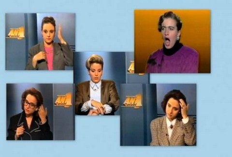 Retro TV: Αστεία περιστατικά πίσω από τις κάμερες!!! (VIDEO)