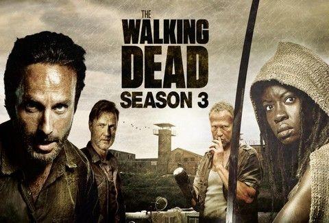 The walking dead 3: Η πρεμιέρα που έσπασε όλα τα διεθνή ρεκόρ τηλεθέασης του Fox International Channels