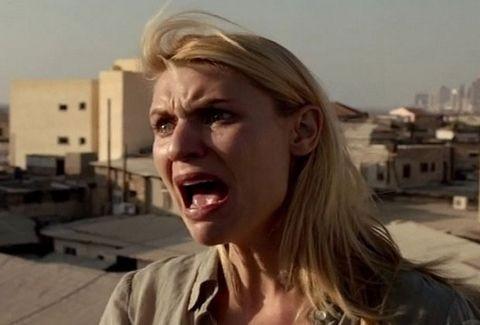 Claire Danes: Η ξανθιά πράκτορας του Homeland ήταν πάντα τόσο κλαψιάρα;
