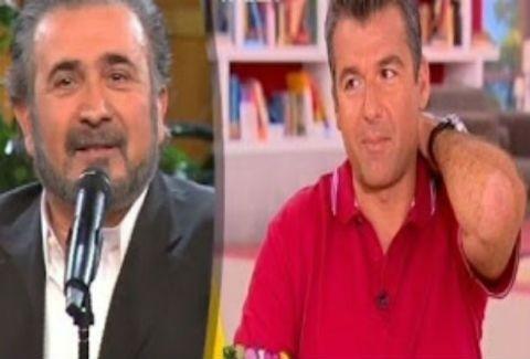 «Έφαγε» τους καλεσμένους του Λιάγκα ο Λαζόπουλος(VIDEO)