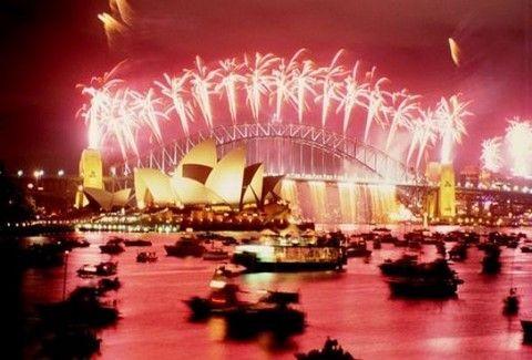 Ποια είναι τα καλύτερα μέρη του κόσμου για να υποδεχτείτε το 2013;;;