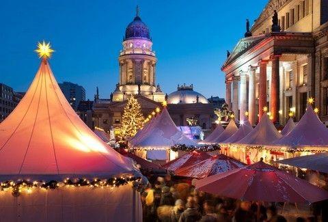 ΔΕΙΤΕ: Τις πιο όμορφες Χριστουγεννιάτικες αγορές στην Ευρώπη! (PHOTOS)