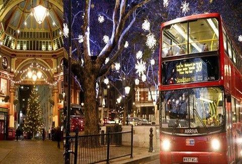 London baby! Η πιο... χριστουγεννιάτικη πρωτεύουσα της Ευρώπης, μέσα από μοναδικές PHOTOS!