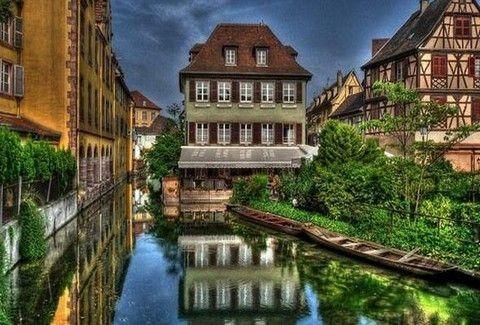 Αυτή είναι η πιο όμορφη πόλη της Ευρώπης! Που βρίσκεται;;;