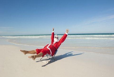 Χριστούγεννα με ήλιο; Κι όμως υπάρχει και αυτή η εναλλακτική!