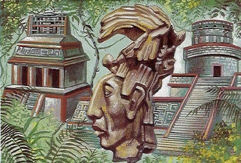 Που βρίσκεται το Μουσείο των Μάγιας;;; (PHOTOS)