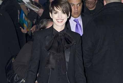 Anne Hathaway: Με στιλ