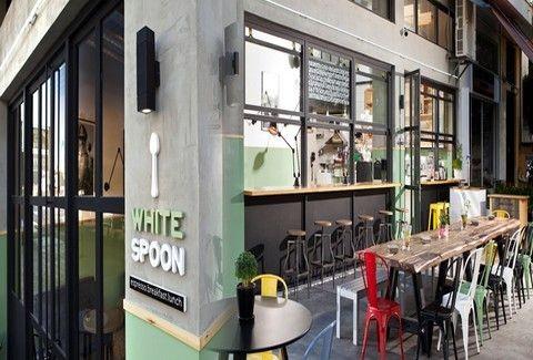 White Spoon: Ποιο είναι το all day στέκι που καθιερώνει σαν πιάτσα τον Χολαργό;;;