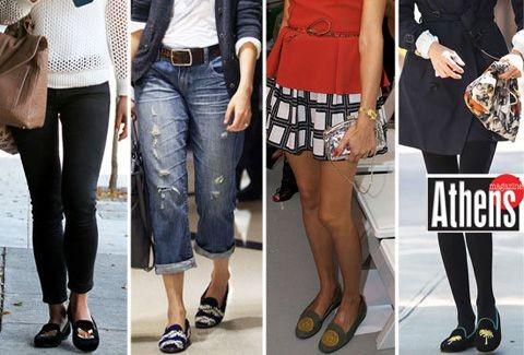 Slippers: Στο Hollywood πάνε βόλτα με τις ...παντόφλες τους!!!