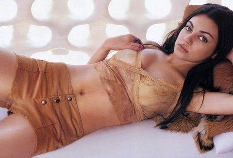 Mila Kunis πώς το έκανες αυτό;;; Η sexy ηθοποιός τόσο απεριποίητη που ΣΟΚΑΡΕΙ!!! (PHOTO)