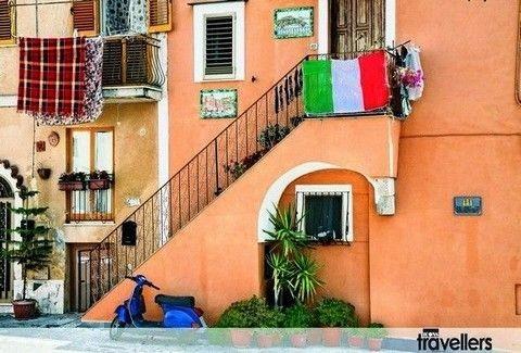 Kάν'το όπως οι Ρωμαίοι: βόλτες στις ομορφότερες γειτονιές της Αιώνιας Πόλης! (PHOTOS)