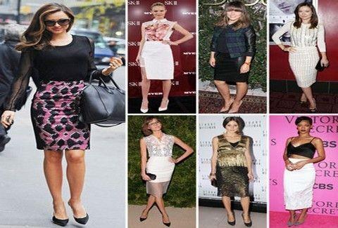 Δώστε προσοχή κυρίες & δεσποινίδες: 7 τρόποι για να φορέσετε κομψά την pencil φούστα!