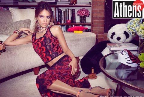 Jessica Alba: Από sexy teenager μεταμορφώνεται σε ακαταμάχητο θηλυκό για το περιοδικό InStyle! Γιατί θεωρείται η πιο sexy γυναίκα στον κόσμο;;; (PHOTOS)