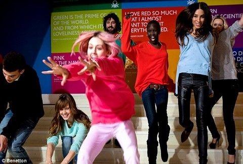 Η Benetton και οι αμφιλεγόμενες καμπάνιες της!!! Ποιοι πρωταγωνιστούν στη νέα της διαφήμιση;;;
