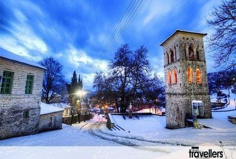 Ποιο ελληνικό χωριό... αποτελεί ΠΡΟΤΥΠΟ και γιατί;;;