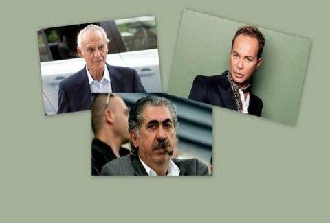 ΖΩΗ & ΚΟΤΑ ΣΤΟΝ ΚΟΡΥΔΑΛΛΟ: Αστακό ο Άκης, σουβλάκια ο Μάκης και gourμεδιές οι υπόλοιποι VIP κρατούμενοι!