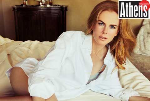Πού χάθηκε η Nicole τόσο καιρό;;;; Πού έβρισκε απασχόληση η πρώην σύζυγος του Tom Cruise;;;