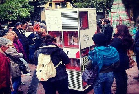 Τα βιβλία πήραν τους... δρόμους! Σε ποια μέρη της Αθήνας θα βρείτε τις πιο πρωτότυπες ανταλλακτικές βιβλιοθήκες;;;