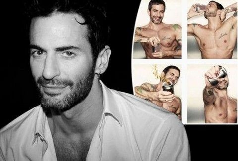 Mark Jacobs: Ο εκκεντρικός σχεδιαστής φωτογραφίζεται γυμνός!!! (PHOTOS)
