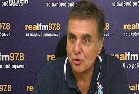 ΕΞΑΛΛΟΣ ο Γιώργος Τράγκας τα ΕΣΠΑΣΕ ΟΛΑ στο ραδιοφωνικό σταθμό Real FM!!! Μάθε γιατί...