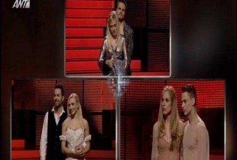 Dancing with the stars 3: Ποιο ζευγάρι έχασε μια θέση στον τελικό;;; (VIDEO)