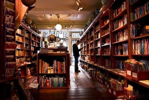 Ποιο βιβλιοπωλείο της Αθήνας βρίσκεται στα 49 ωραιότερα του κόσμου;;;