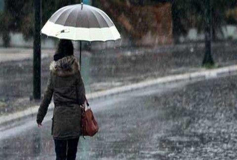 Ο καιρός σήμερα: Συννεφιά και τοπικές βροχές κατά τόπους με μικρή πτώση της θερμοκρασίας σε όλη τη χώρα