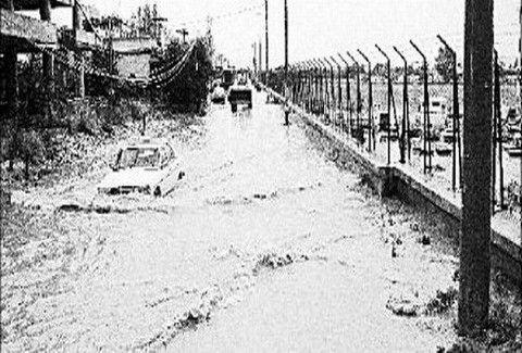 ΔΕΙΤΕ: Συγκλονιστικό VIDEO από τις τρομερές πλημμύρες του 1977 στην Αθήνα!