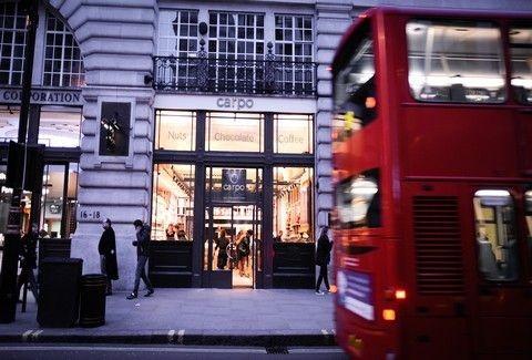 Carpo: Από το Κολωνάκι... στο Λονδίνο τα καλύτερα προϊόντα της ελληνικής γης!