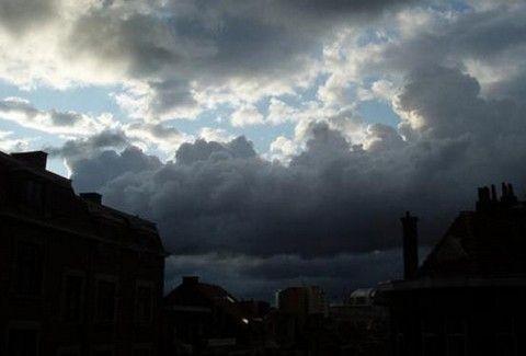 Συννεφιασμένος ο καιρός σήμερα με πιθανότητα τοπικών βροχών σε όλη τη χώρα!