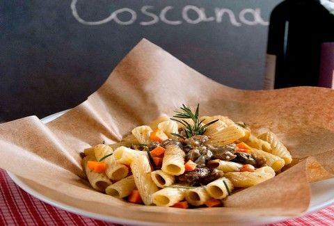 Η La Pasteria μας οδηγεί σ' ένα μοναδικό ταξίδι γεύσης στην Ιταλία, με πρώτη στάση την Τοσκάνη!
