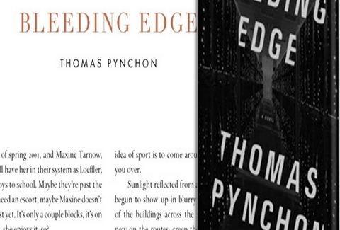 ΝΑΙ ΕΙΝΑΙ ΓΕΓΟΝΟΣ! Δημοσιεύτηκε η πρώτη σελίδα από το νέο μυθιστόρημα του Τόμας Πίντσον!!! (PHOTO)