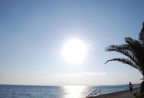 Ηλιοφάνεια σε ΟΛΗ τη χώρα! Που θα κυμανθεί η θερμοκρασία;;;