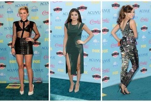 Οι καλύτερες εμφανίσεις στο κόκκινο χαλί των Teen Choice Awards!!! (PHOTOS)